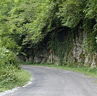 На машине в Абхазию 1