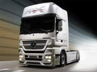 Mercedes-Benz Actros SpaceMax