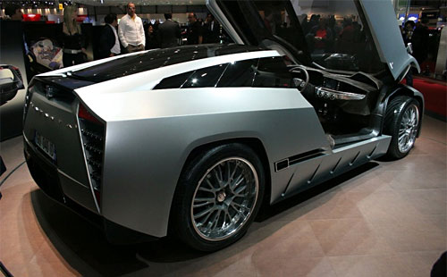 Italdesign Giugiaro Quaranta