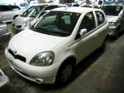 один хозяин Автомобиль находится в Японии. Цена в Новосибирске.  NCP15-0033247. Аукционная оценка: 4